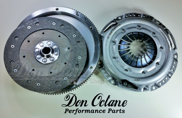 VW GOLF IV 4 1.8T Performance KIT mit DON OCTANE EMS