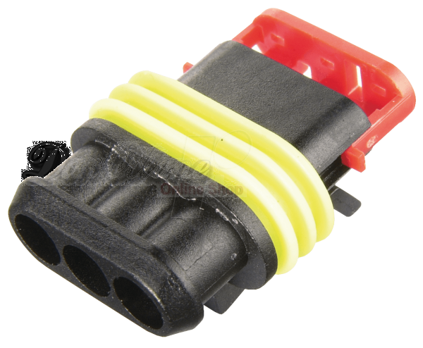 SuperSeal 2 connector EMU